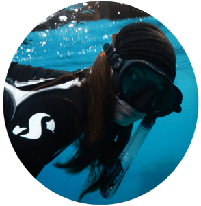 Anett Szaszi - Snorkel Around The World social media