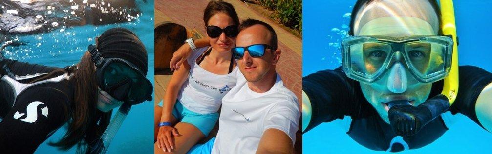 Snorkel Around The World Team
