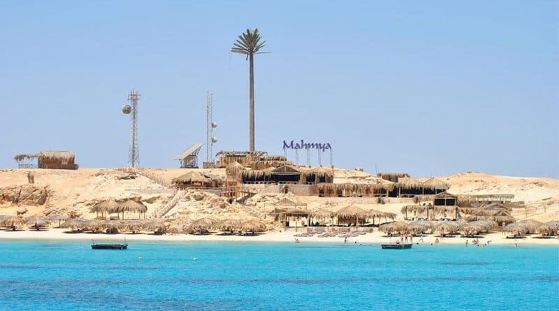 Mahmya Island - Caribbean feeling in Egypt