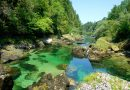 River snorkeling - Adventures in Austria