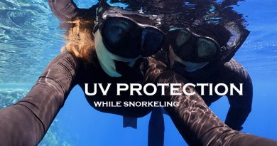 UV Protection – How to avoid sunburn while snorkeling