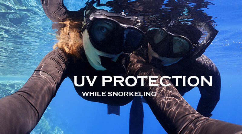 UV Protection during snorkeling