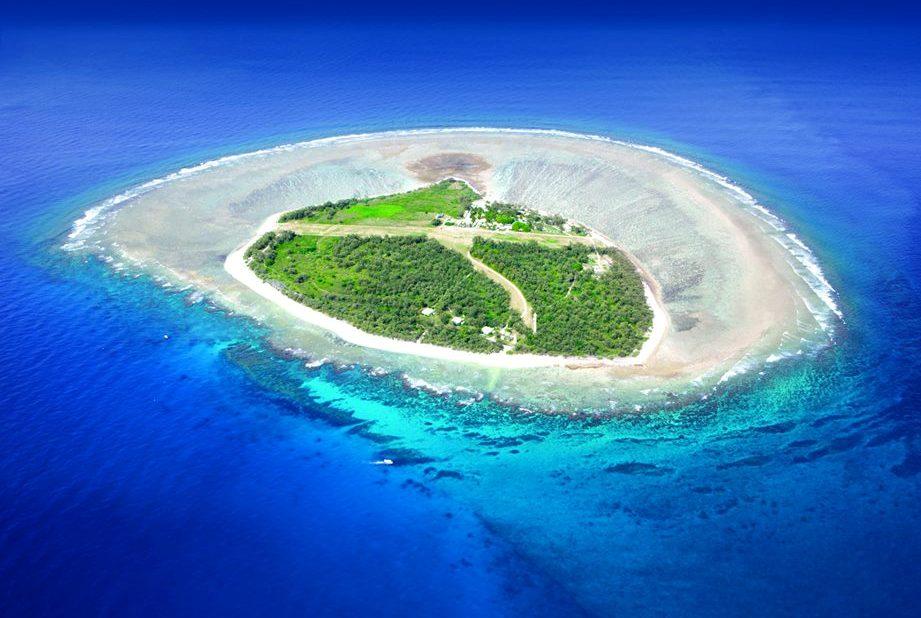 Lady Elliot Coral Island