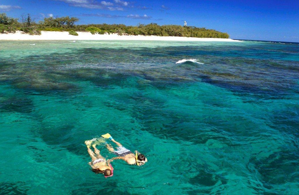 Lady Eliott Coral Island Australia