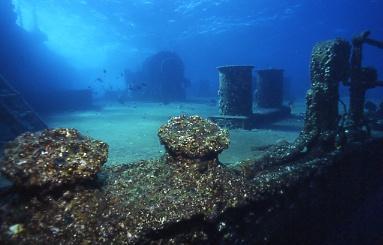 Million Hope Shipwreck