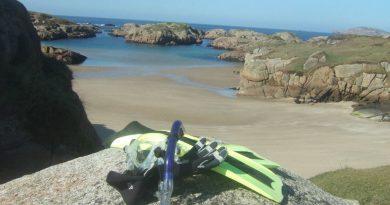 Snorkeling-in-Ireland
