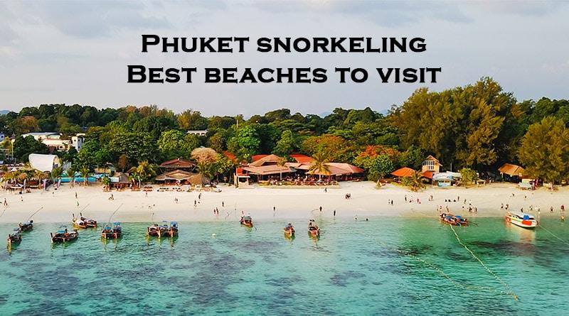 Phuket snorkel beaches