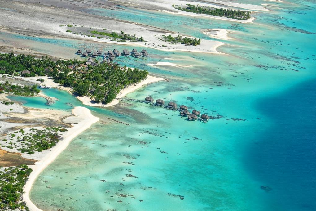 Tikehau - French Polynesia