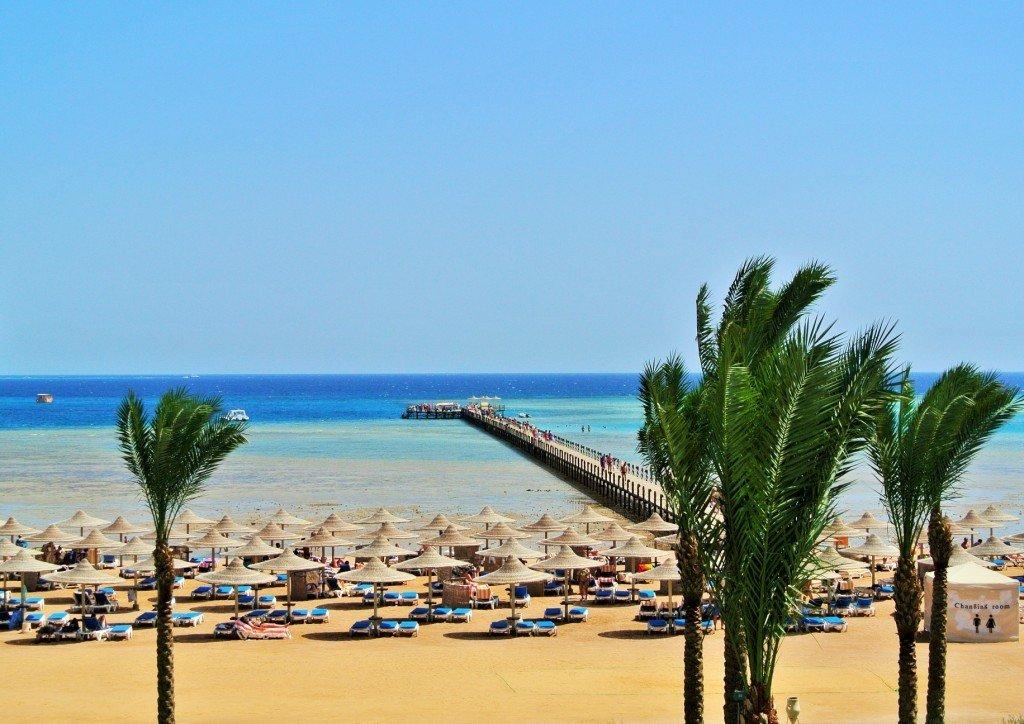 Snorkeling in Egypt - Makadi Bay