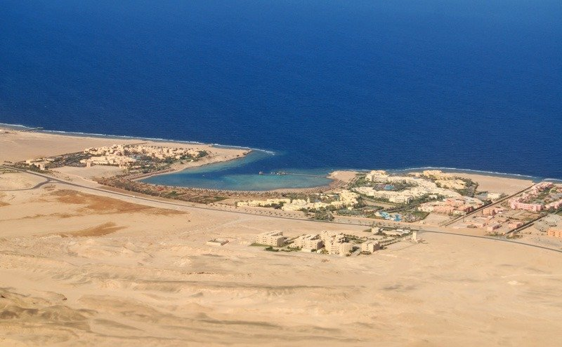 Snorkeling In Egypt General Where To Go Guide - Map of egypt marsa alam