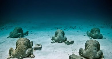 Cancun-underwater-sculptures-museum-Mexico