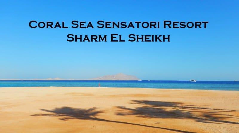 Coral Sea Sensatori Resort Beach