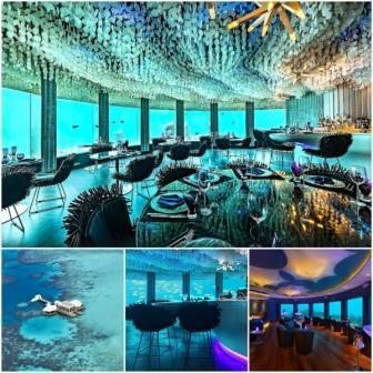 Subsix - Underwater Restaurant