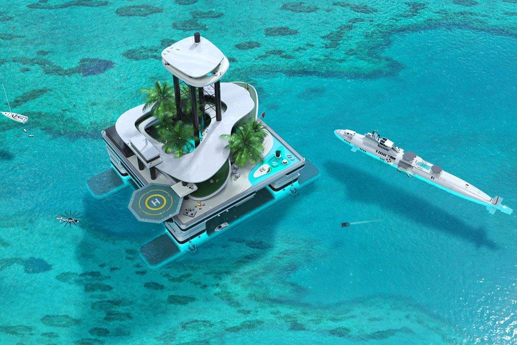 Floating Island - Kokomo