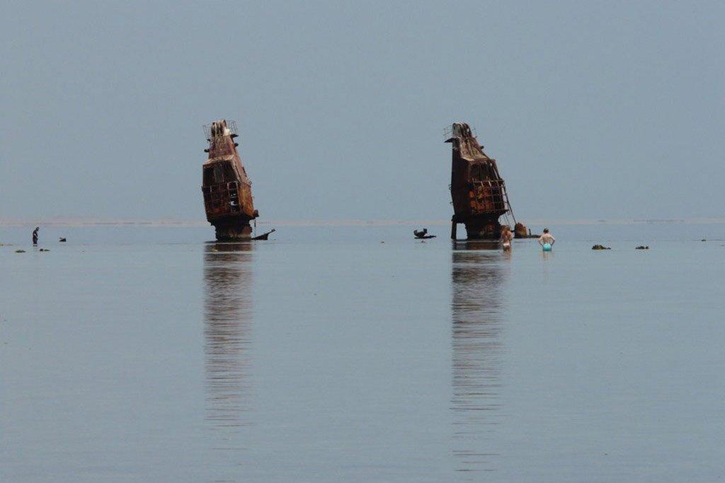 Million Hope Shipwreck snorkelling