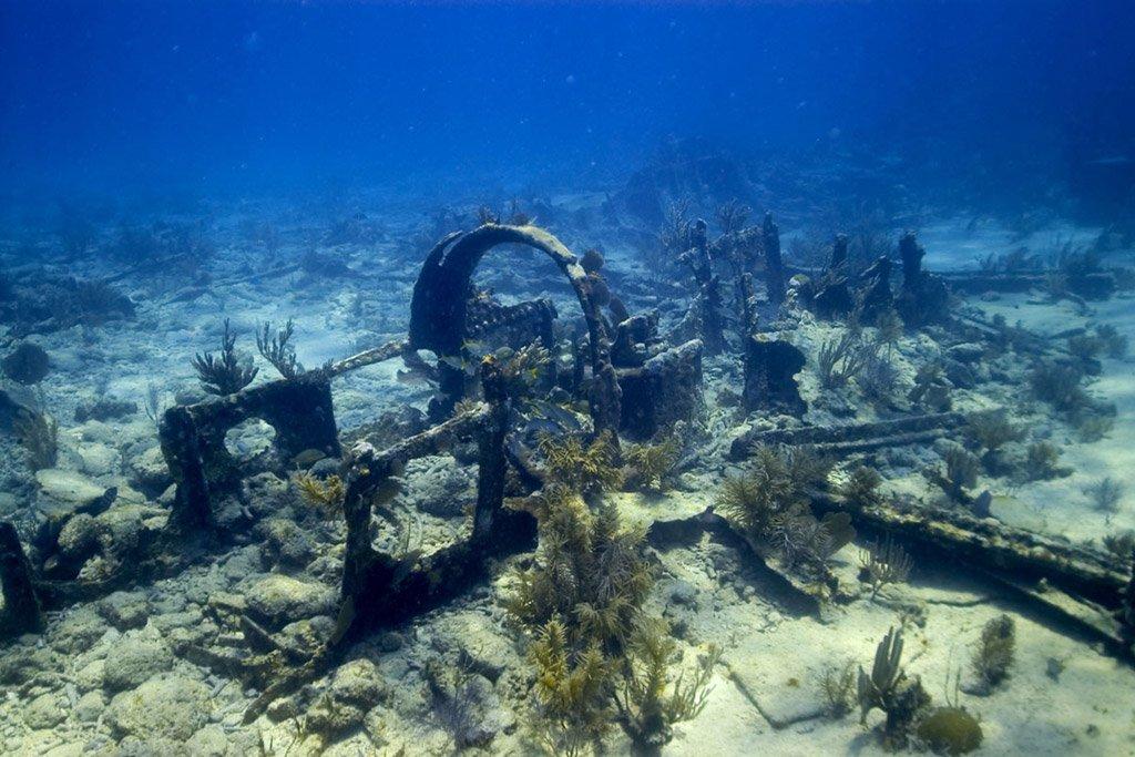 Shipwreck snorkeling - Florida Keys