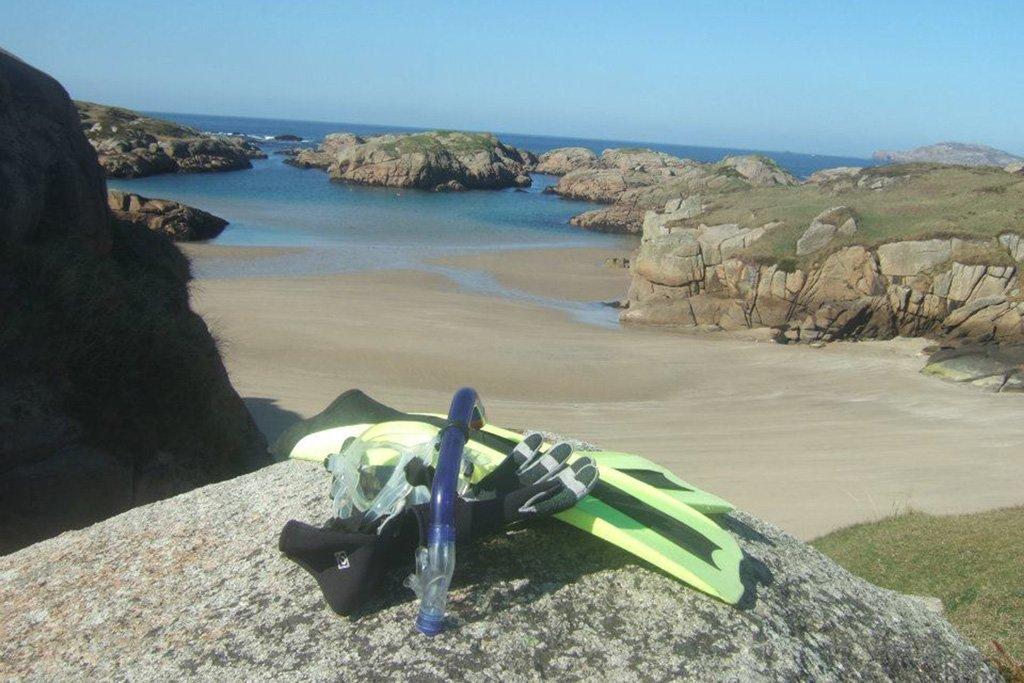 Snorkeling in Ireland