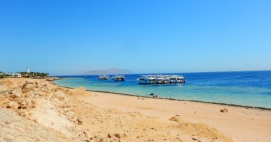 Sharm el Sheikh best snorkeling places