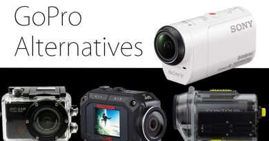 GoPro alternatives – get ready for summer!
