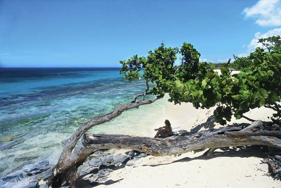 Playa Esmeralda - Cuba