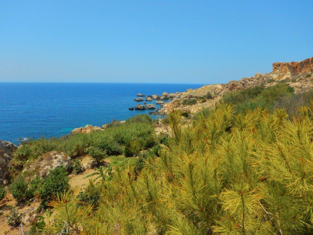 Malta hiking