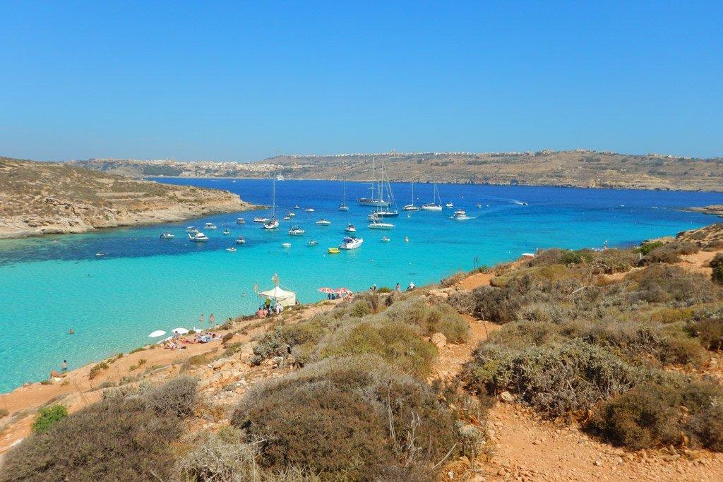 Mediterranean Sea - Blue lagoon - Malta_index