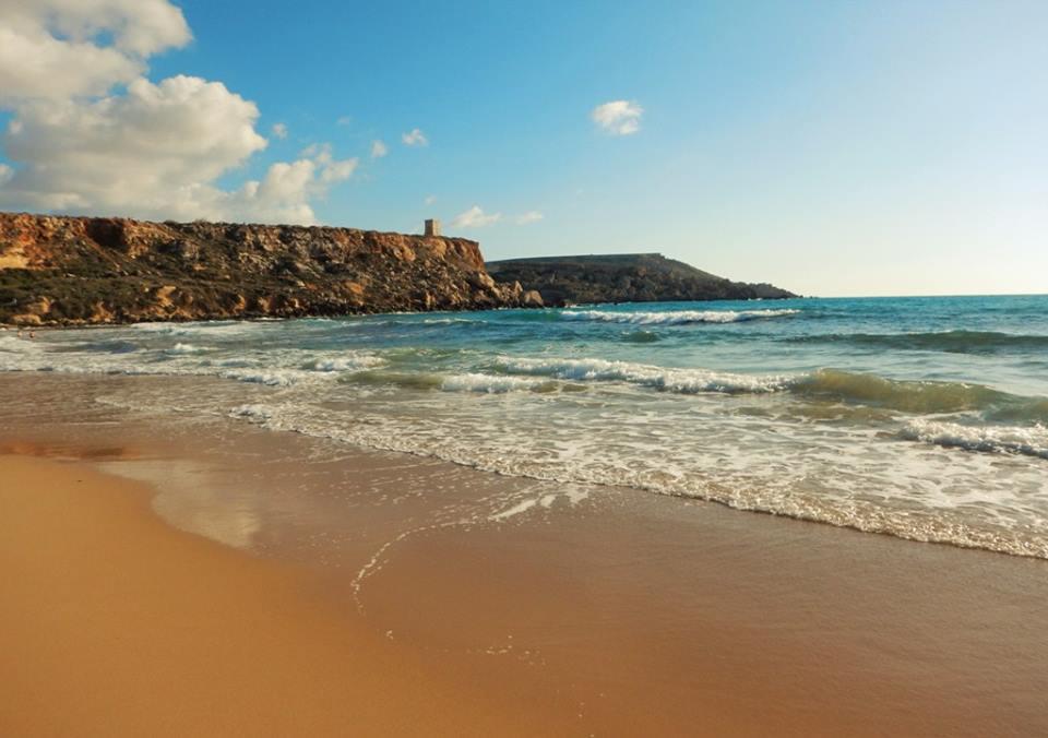 Mediterranean Sea - Golden Bay