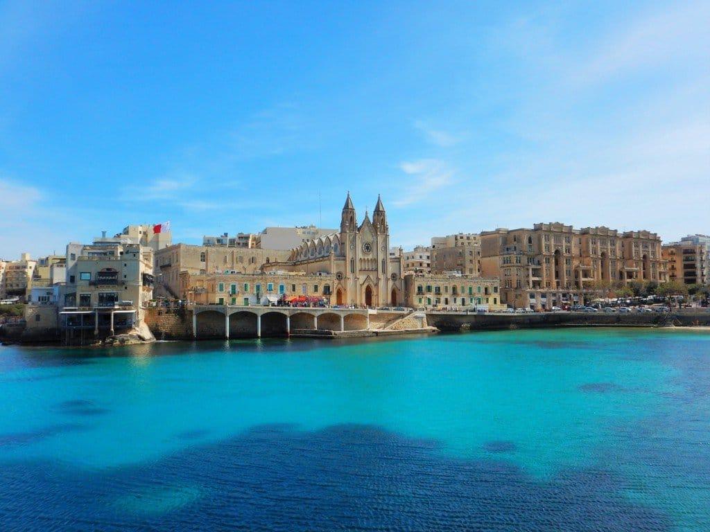 Balluta Bay - Malta