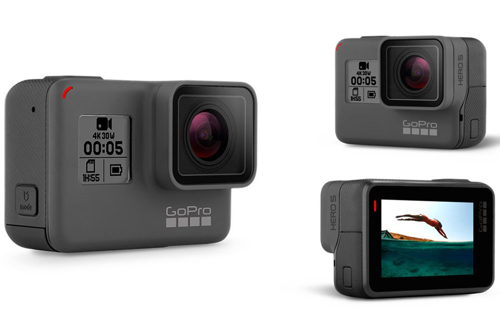 gopro hero 5 black index