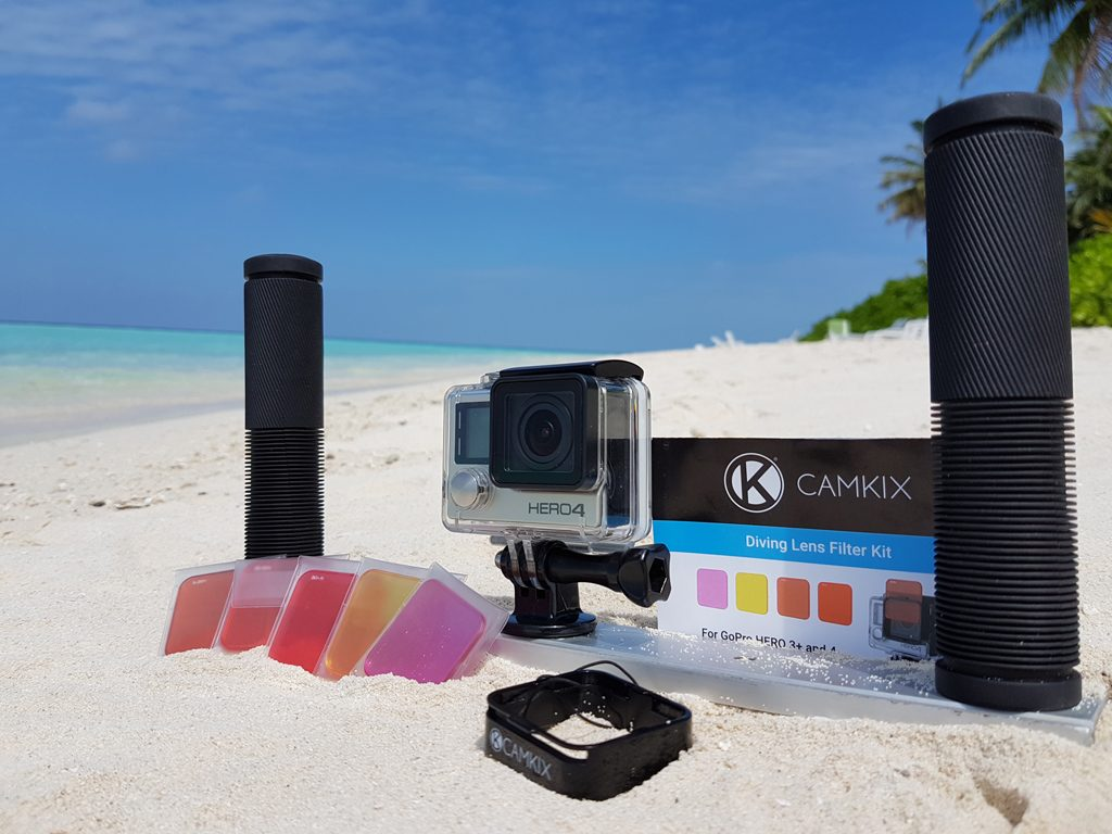 red filter review - camkix