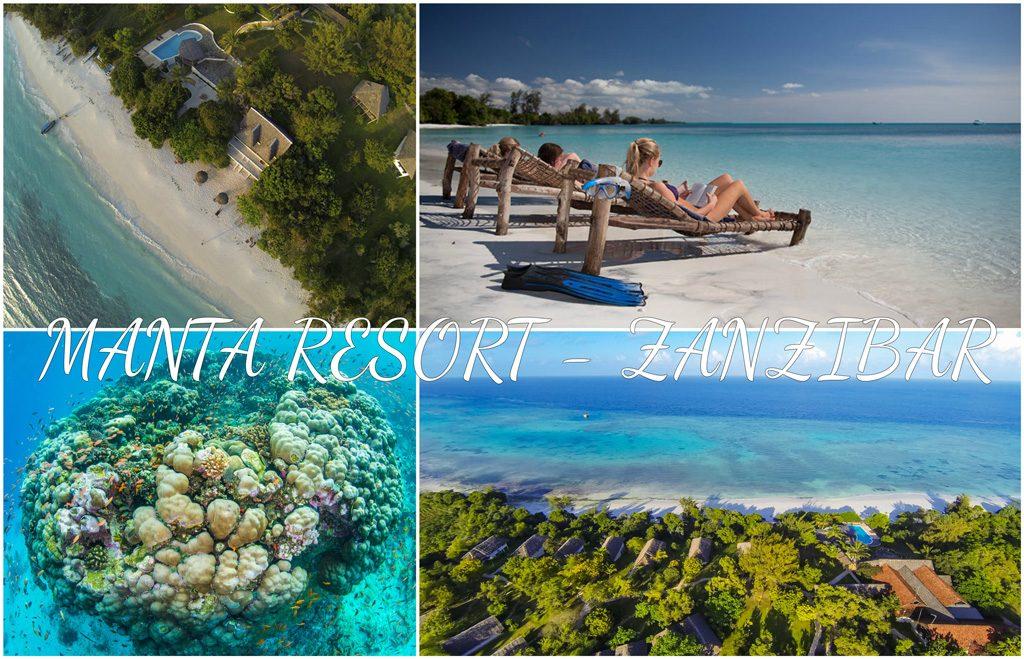 Manta Resort - Best hotel in Zanzibar