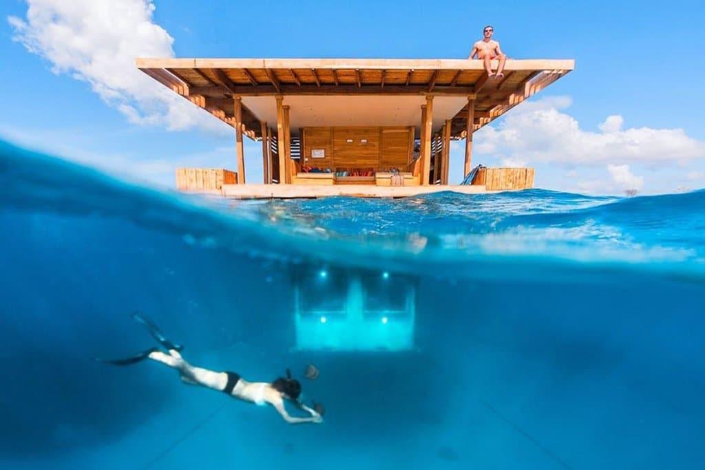 Manta Resort - Index