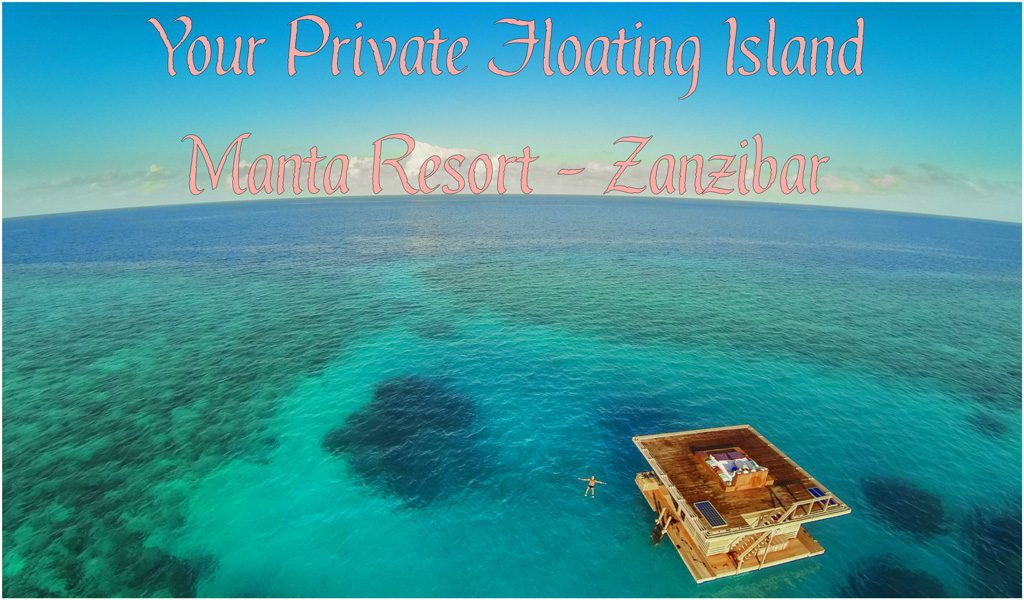 Private Floating Island