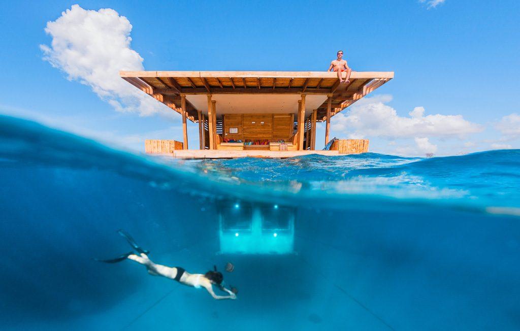 Underwater room - Zanzibar