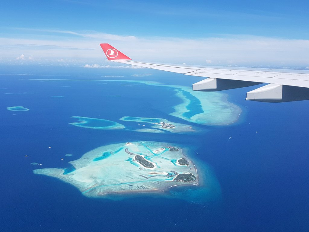 Maldives Turkish Airlines