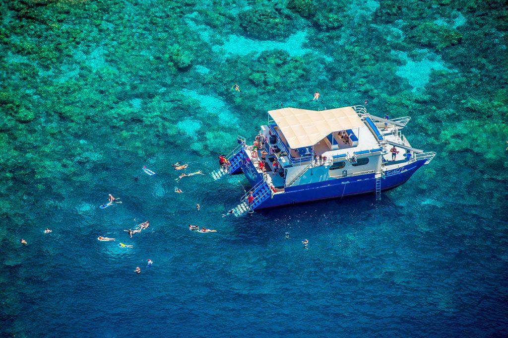 Hula Kai Cruising - Hawaii Kealakekua Bay