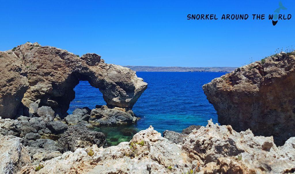 Malta Secret Beach