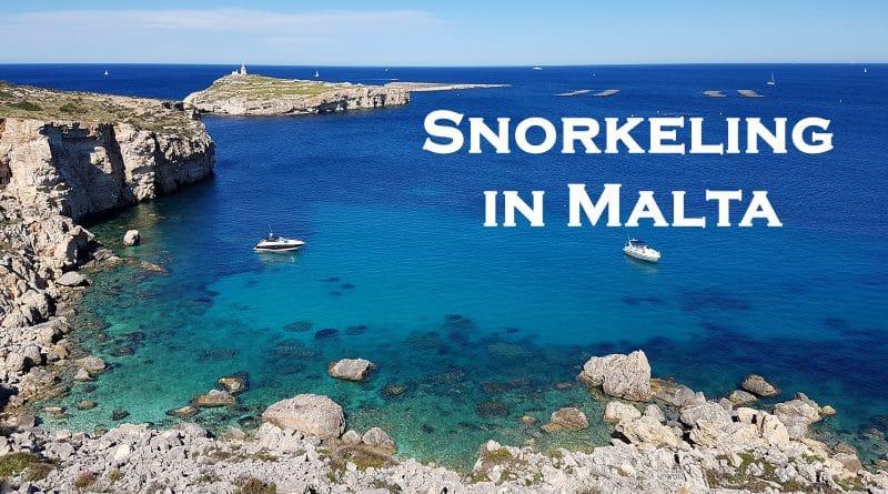 Malta snorkeling guide