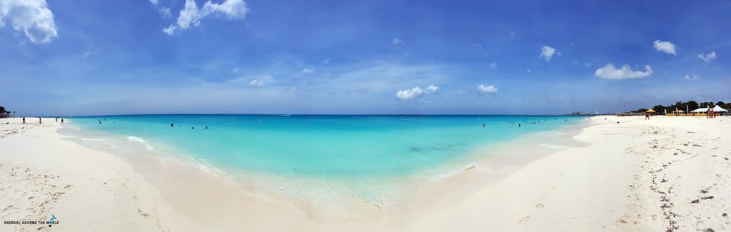 Best Caribbean Beach - Eagle Beach Aruba