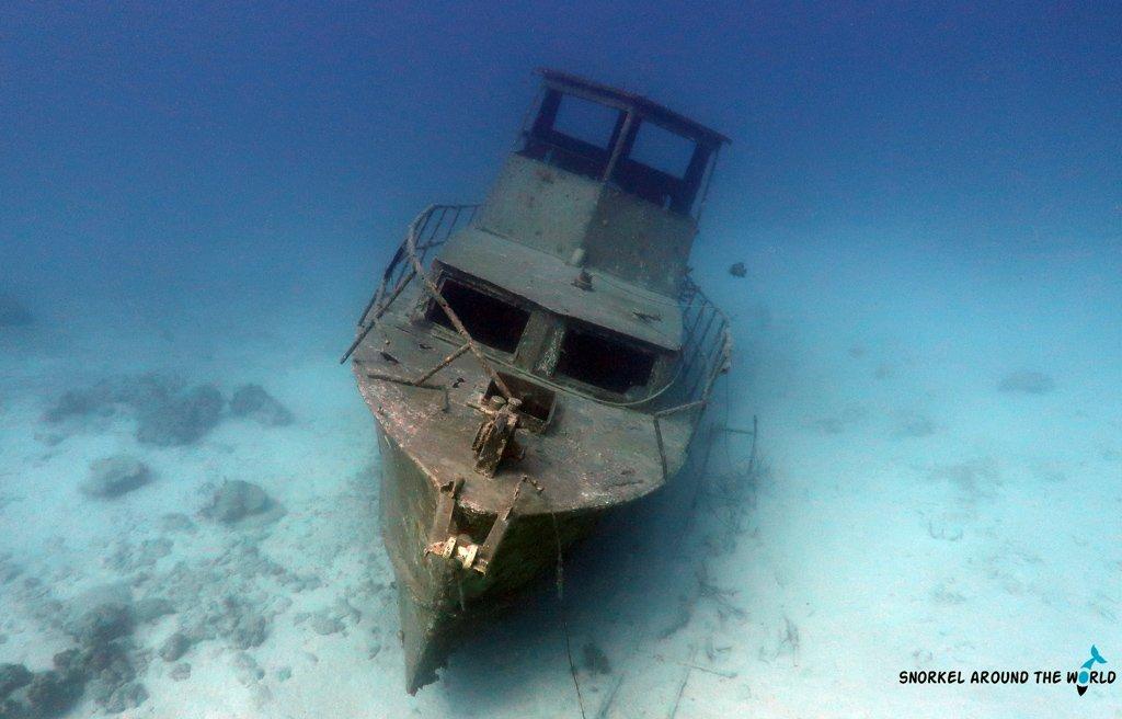 Kappel shipwreck - Mangel Halto - Aruba