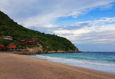 Aow Leuk Beach - Koh Tao