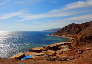 Blue Hole Egypt - Snorkeling places around Dahab