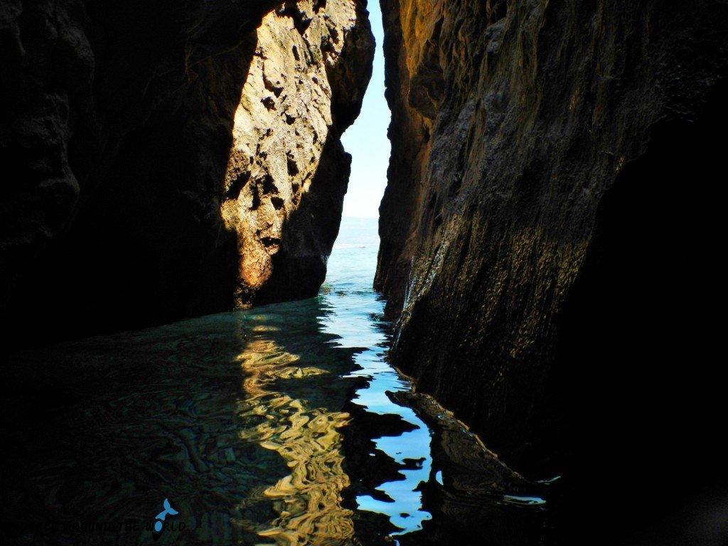 Cave diving Sv Marak Croatia