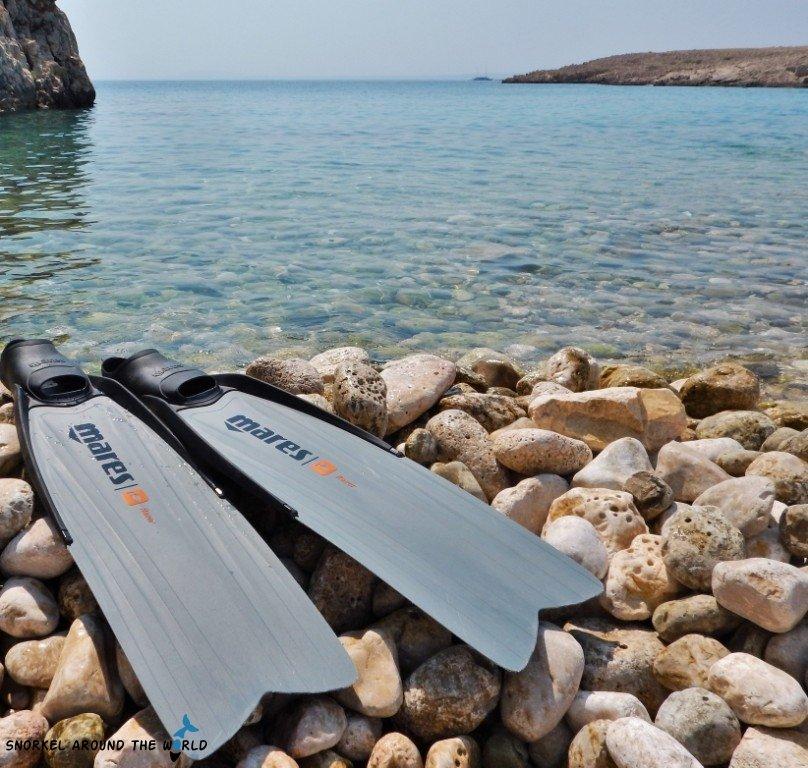Croatia Freedive fins