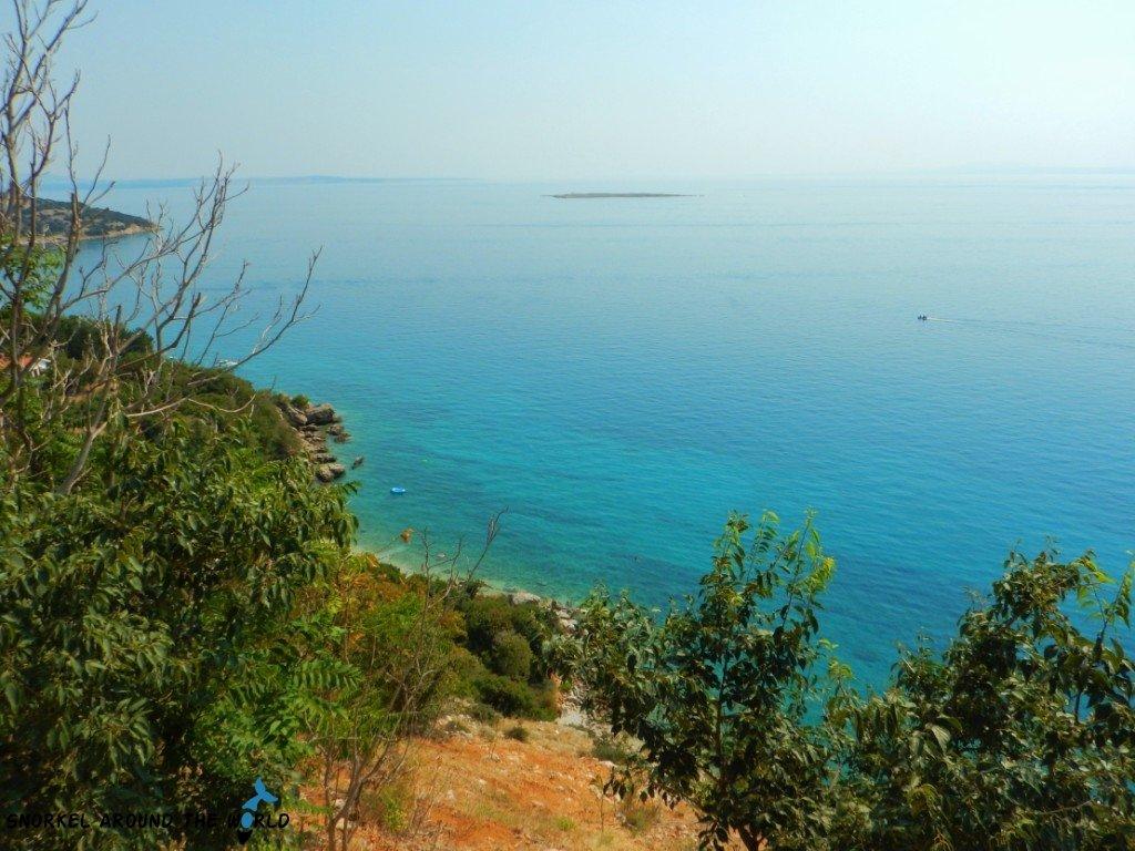 Croatia View point
