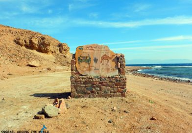 Egypt Dahab - Way to the Blue Hole