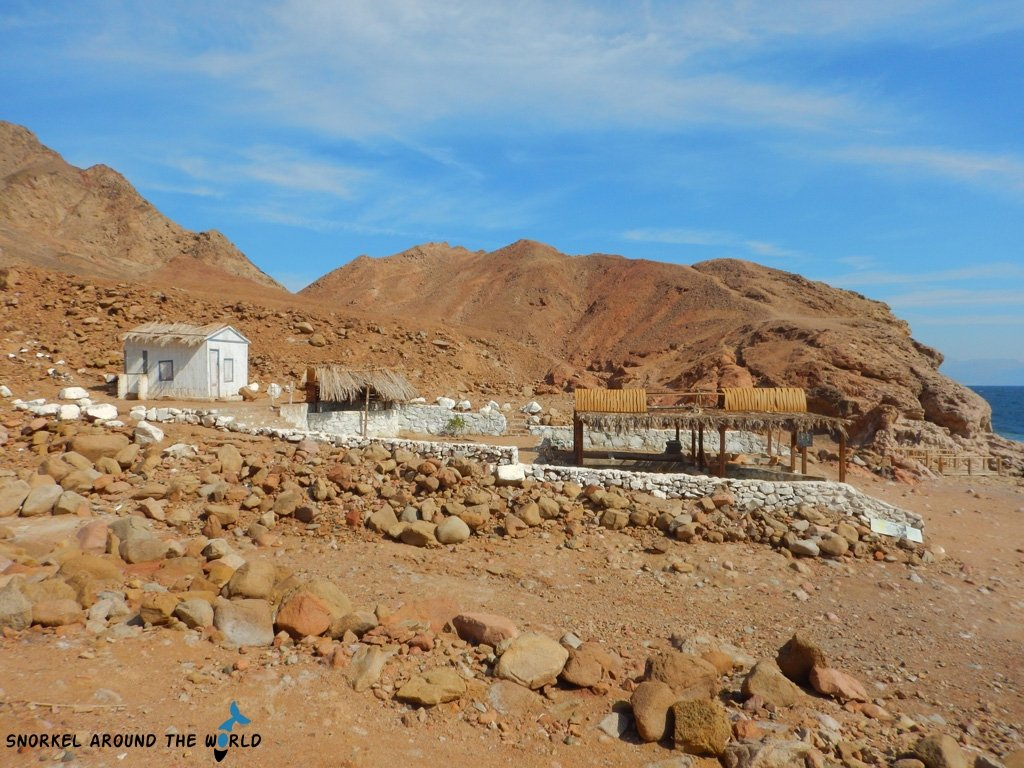 Egypt Dahab Diving and Snorkeling