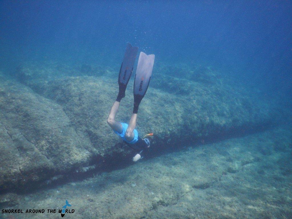 Freediving in Croatia