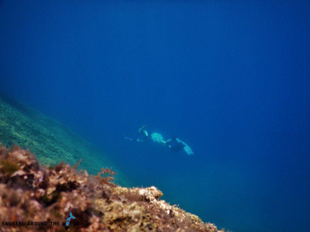 Krk Sv Marak snorkel