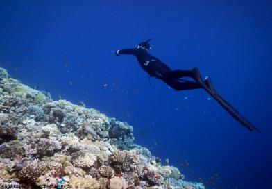 Mares Squadra - Dahab Blue Hole